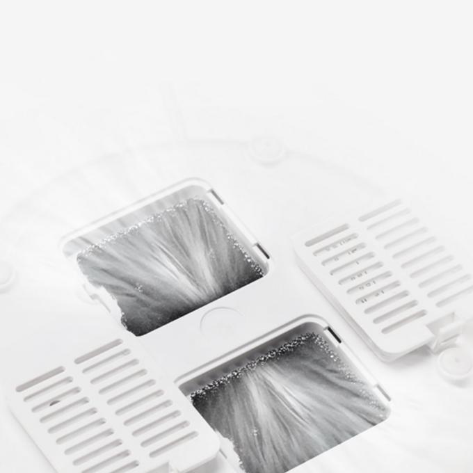 Podwójne oczyszczenie Deerma F301
