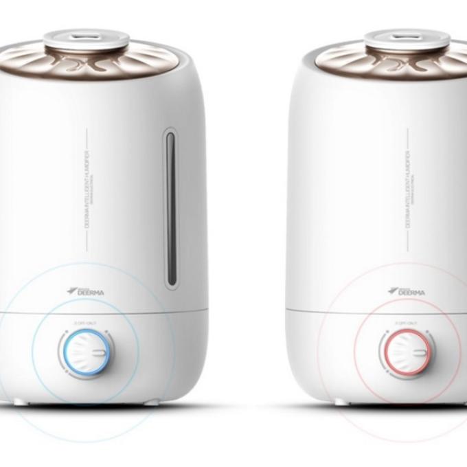 Ultradźwiękowy nawilżacz powietrza F500